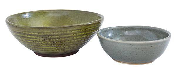 Harding Black Bowls