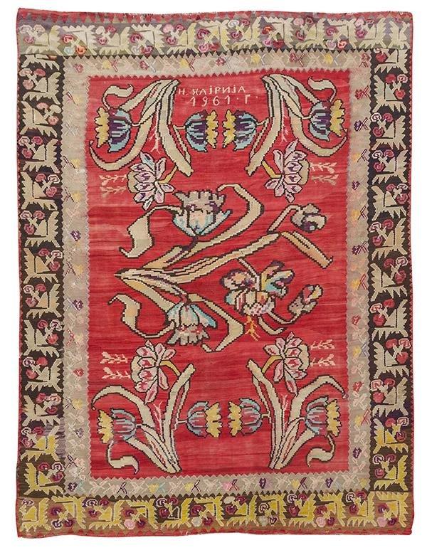 Turkish Oriental Rug
