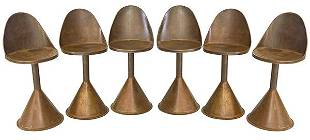 Copper Industrial Stools