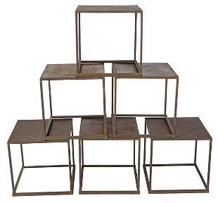 Industrial Occasional Tables