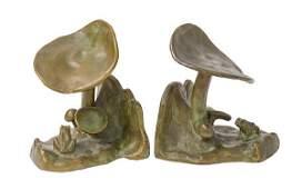McClelland Barclay Bronze Bookends