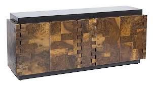 Paul Evans Directional Cityscape Cabinet