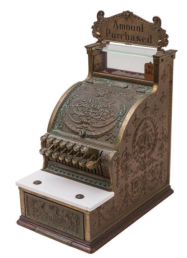 National Cash Register Co. Model # 313