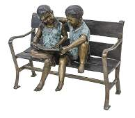 Jay Williams Bronze Lifesize Sculpture