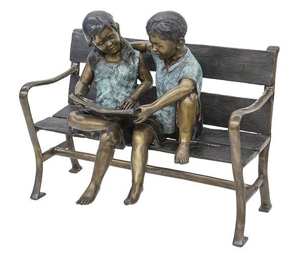Jay Williams Bronze Life-size Sculpture