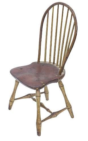 18th Century New England Windsor Chair