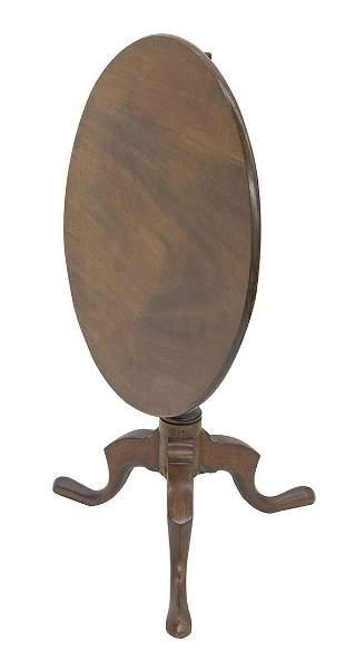 19th Century Queen Anne Tilt Top Table