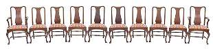 19th Century Queen Anne Dining Chairs
