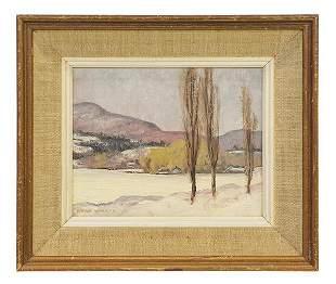 Vivian Maude Walker (1903-1972) Oil (Canada)