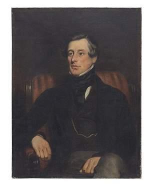 19th Century Portrait of Kentucky Gentleman
