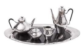 "John Prip ""Diamond"" Coffee & Tea Service"