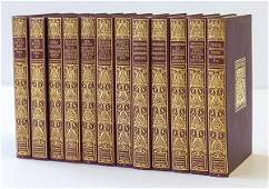 Twelve Volumes Browning, 1898