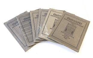 Six Catalogues Masters in Art 1901