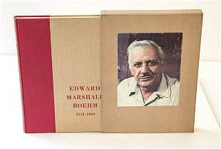 Edward Marshall Boehm 19131969 In Jacket