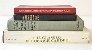 Four Glass Books