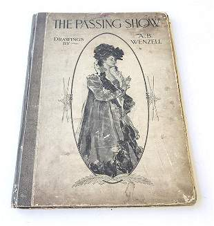 The Passing Show in jacket
