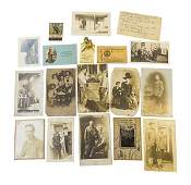 Vintage Postcards Photographs and Girl Scout Membership