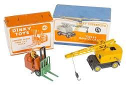 Dinky Toys Super Toys # 571 & Fork Lift