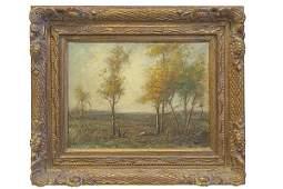 George T. Conroy (1870-1964) Oil (New York)