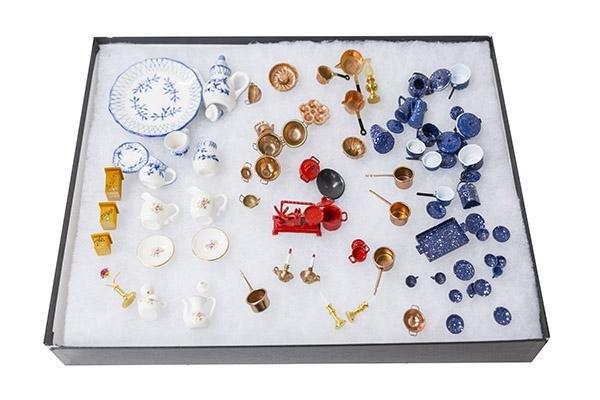 Assembled Miniature Assecories
