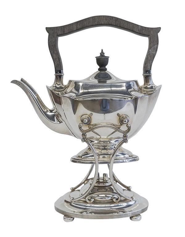 Gorham Sterling Tilt Water Pot