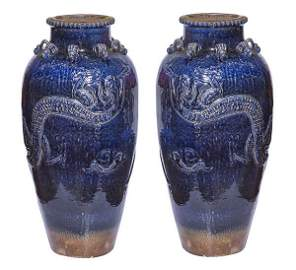 Late 18th Century Early 19th Century Chinese Matabans