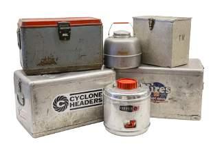 Vintage Hires Root beer Cooler Plus
