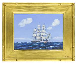Francis Dixon (1879-1967) Oil (NY, CA)