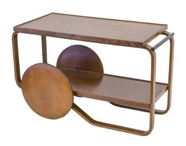 Alvar Aalto Tea Trolley
