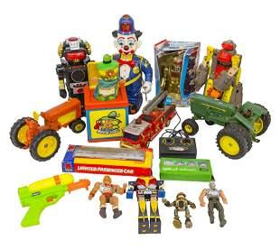 Assembled Vintage Toy