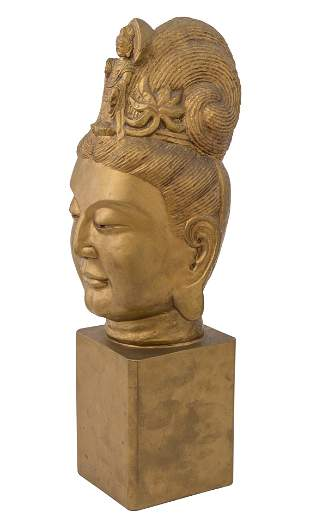 Alexander Backer Co. Buddha Head