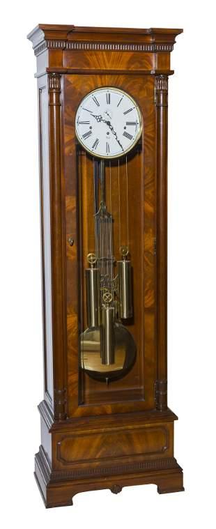 Sleigh Grandfather Clock