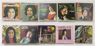 10 Loretta Lynn Vinyl Records
