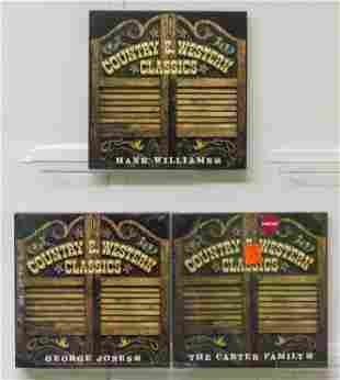 3 Country & Western Classic Box Sets
