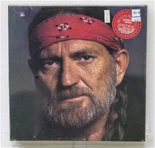 Sealed Willie Neslon 10 Record Box Set