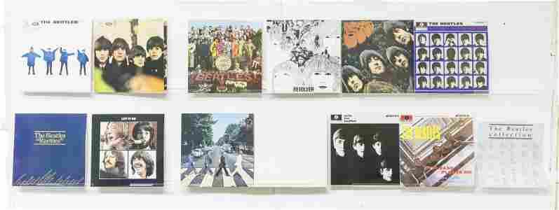 The Complete 14 Album The Beatles Box Set