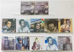 12 Merle Haggard Vinyl Records