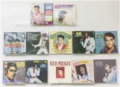 12 Elvis Presley Vinyl Records