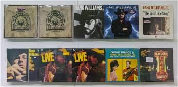 10 Hank Williams Jr. Vinyl Records