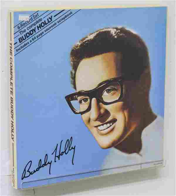 The Complete Buddy Holly 6 Vinyl Record Box Set