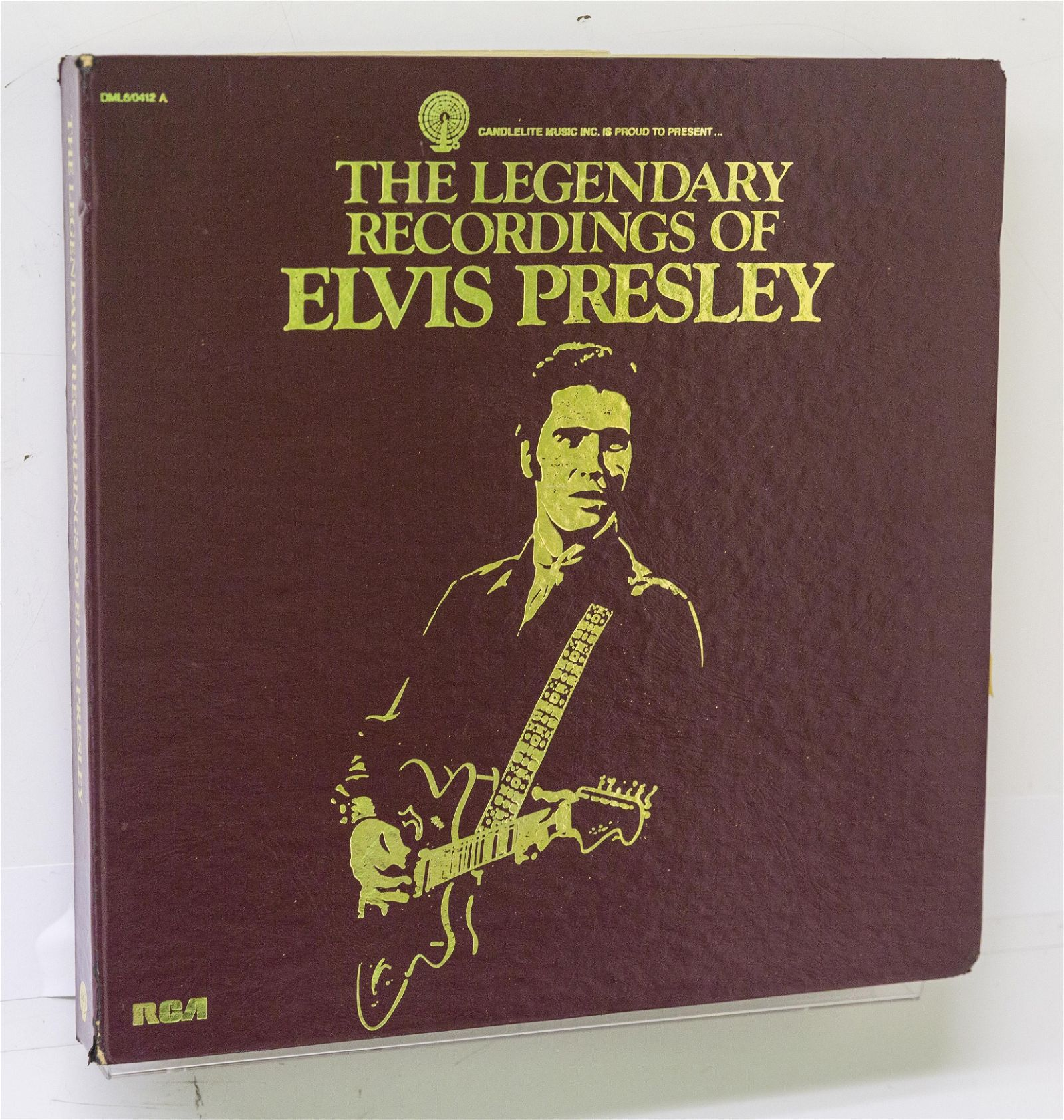 Elvis Presley 7 Vinyl Record Box Set