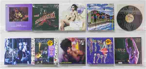 10 Prince Vinyl Records