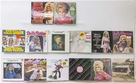 14 Dolly Parton Vinyl Records