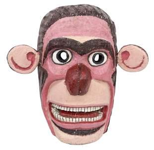 Ecuador Carnival Mask