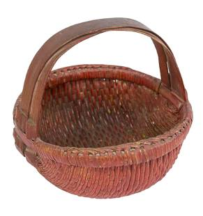 Chinese Carrying Basket with Handle