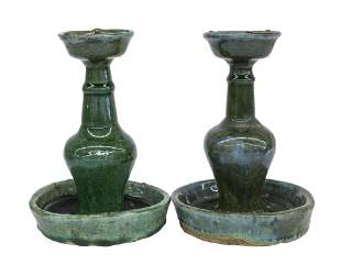 19th Century Chinese Incense Stands