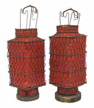 1920's Chinese Lanterns