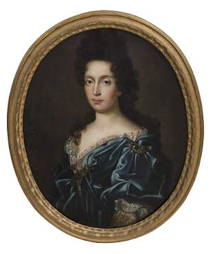 18th/ Early 19th Century Portrait of Lady
