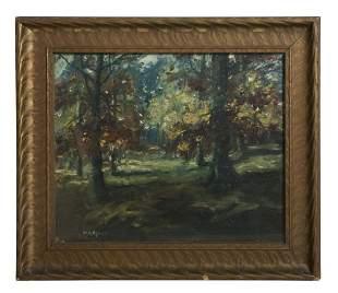 William Eyden (1893-1982) Oil