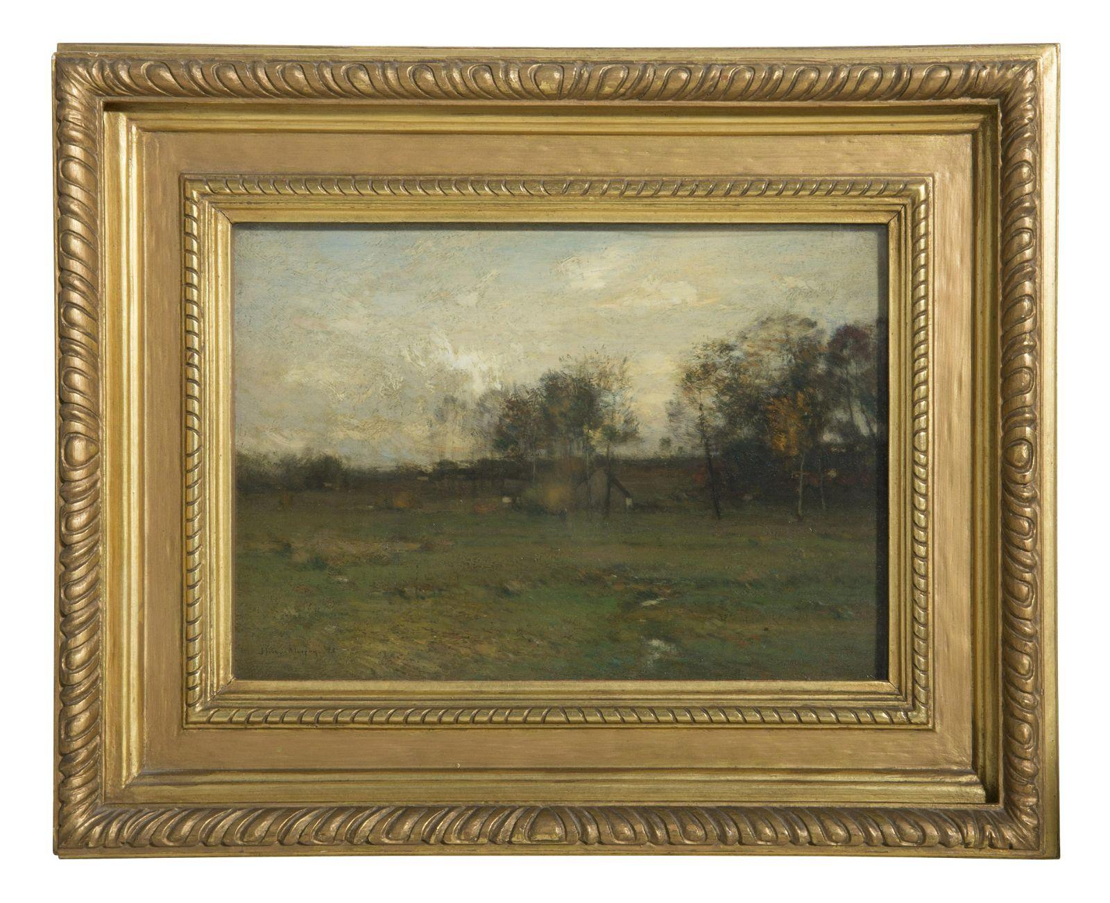 John Francis Murphy (1853-1921) Oil (New York)